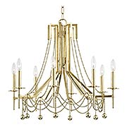 Zariah 8-Light Chandelier (item #RS-03HV-5228X)
