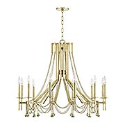 Zariah 12-Light Chandelier (item #RS-03HV-5236X)