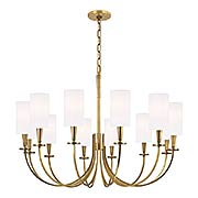 Mason 12-Light Chandelier (item #RS-03HV-8032X)