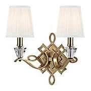 Fowler 2-Light Wall Sconce (item #RS-03HV-8182X)