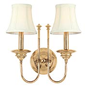Yorktown 2-Light Wall Sconce (item #RS-03HV-8712X)