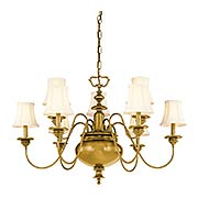 Yorktown 9-Light Chandelier (item #RS-03HV-8719X)