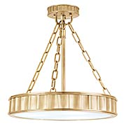 Middlebury Round 3-Light Semi Flush (item #RS-03HV-901X)