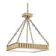 Middlebury Square 5-Light Pendant (item #RS-03HV-935X)