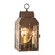 Martha's 3-Light Exterior Wall Lantern (item #RS-03IW-129-3X)