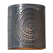 Chisel Pattern One-Light Wall Sconce (item #RS-03IW-724CX)