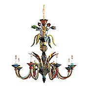 Camer 8 Light Chandelier (item #RS-03ML-C7056-8)