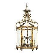Venetian Premium 10 Light Pendant In Antique Bronze Finish (item #RS-03ML-N2345)