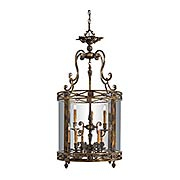 Pigeage 9-Light Foyer Pendant (item #RS-03ML-N3906)