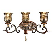 Sanguesa 3 Light Vanity (item #RS-03ML-N6073-194)