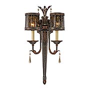 Sanguesa 2 Light Wall Sconce (item #RS-03ML-N6082-194)