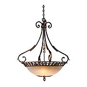 Zaragoza 5 Light Bowl Pendant (item #RS-03ML-N6242-355)