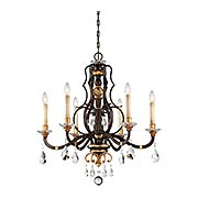 Chateau Nobles 6 Light Chandelier (item #RS-03ML-N6456-652)