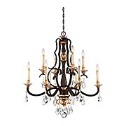 Chateau Nobles 10 Light Chandelier (item #RS-03ML-N6459-652)