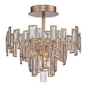 Bel Mondo Semi-Flush Mount Ceiling Light (item #RS-03ML-N6672-274)