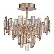 Bel Mondo Semi-Flush Mount Ceiling Light (item #RS-03ML-N6672-274)
