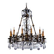 Nelum 12-Light Chandelier (item #RS-03ML-N9067)