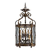Kea 10-Light Foyer Pendant (item #RS-03ML-N9203)
