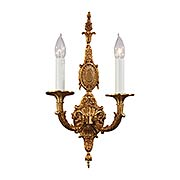 Heliosi 2-Light Sconce (item #RS-03ML-N950093)