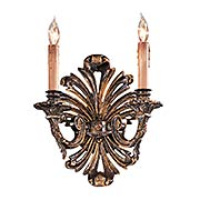 Ramillete 2-Light Sconce (item #RS-03ML-N952010)