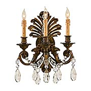 Ramillete 3-Light Sconce (item #RS-03ML-N952013)