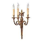 Medazio 3-Light Sconce (item #RS-03ML-N9603)