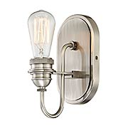 Uptown Edison 1-Light Bath (item #RS-03MV-3451-84B)