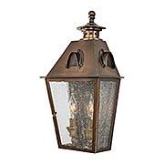 Edenshire 15 1/2-inch 2-Light Pocket Lantern (item #RS-03MV-72420-212)