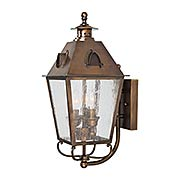 Edenshire 18 3/4-inch 3-Light Outdoor Wall Mount (item #RS-03MV-72422-212)