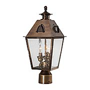 Edenshire 3-Light Post Mount (item #RS-03MV-72426-212)