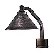 Kirkham 1-Light Post Mount (item #RS-03MV-8106-A138)