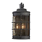 Mallorca 19 1/2-inch 2-Light Pocket Lantern (item #RS-03MV-8887X)