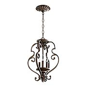 San Miguel 3-Light Pendant (item #RS-03QL-2873-13X)