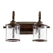 San Miguel 2-Light Vanity (item #RS-03QL-5073-2X)