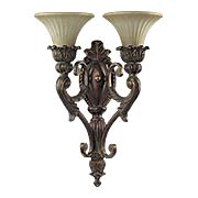 Madeleine 2-Light Wall Sconce (item #RS-03QL-5530-2X)