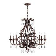Anders 12-Light Chandelier (item #RS-03QL-6013-12-86)