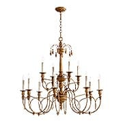 Salento 12-Light Chandelier (item #RS-03QL-6106-12X)