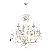 Ariel 12-Light Chandelier (item #RS-03QL-6205-12-70)