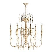 Palermo 6-Light Chandelier (item #RS-03QL-6206-6X)
