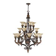 Madeleine 16-Light Chandelier (item #RS-03QL-6230-16X)