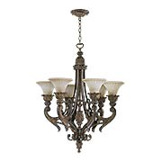 Madeleine 6-Light Chandelier (item #RS-03QL-6230-6X)