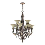 Madeleine 9-Light Chandelier (item #RS-03QL-6230-9X)