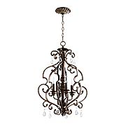 San Miguel 4-Light Pendant (item #RS-03QL-6873-4X)
