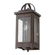 Riverdale 3-Light Exterior Wall Lantern (item #RS-03QL-757-3X)