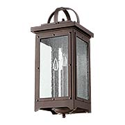 Riverdale 4-Light Exterior Wall Lantern (item #RS-03QL-757-4X)