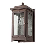 Riverdale 1-Light Exterior Wall Lantern (item #RS-03QL-757X)