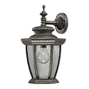 Baltic Large Down-Wall Exterior Lantern (item #RS-03QL-7803X)