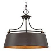 Fairview 4-Light Pendant (item #RS-03QZ-FV2824X)