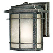 Galen Small Outdoor Light In Imperial Bronze (item #RS-03QZ-GLN8407IB)