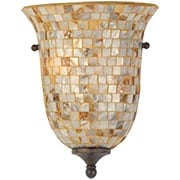 Monterey Mosaic Wall Sconce (item #RS-03QZ-MY8801ML)